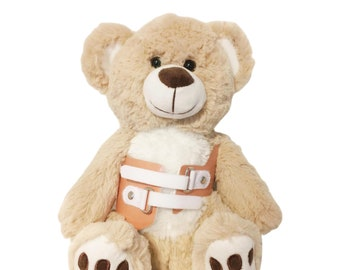 Tan Providence Scoliosis Brace Higgy Bear