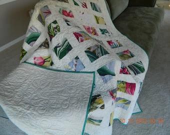 Vintage Integrated Quilt