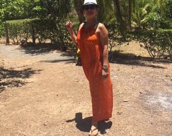 Flirthy easy wear handmade jumpsuit one size
