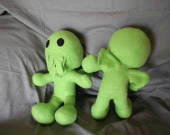 little Cthulu plush