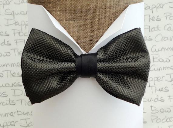 Carbon Fibre Bow Tie, bow ties for men