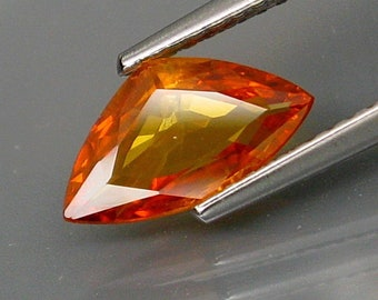 1.30 CTs Total Faceted • 10.5 X 5.8 X 2.5 MM • From Africa 3658