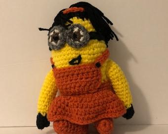 Crochet Minion Dolls