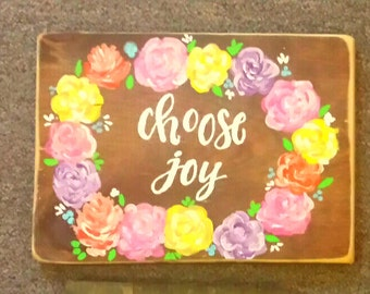 Choose Joy Circle