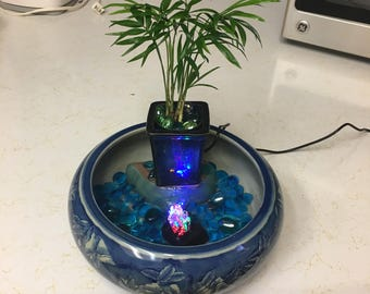 Miniature Tranquility Water Fountain