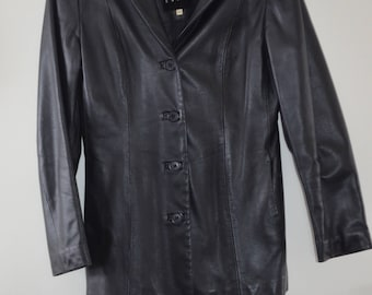 Get 15% discount with coupon code NEW15 Jacket/vest lambskin 90' like new!   Small