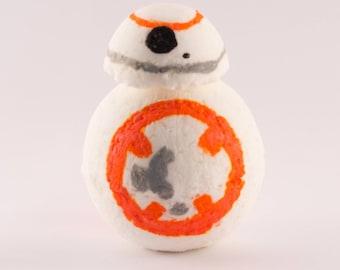 BB8 Star Wars bath bomb soap gift