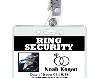 Ring Security Badge Etsy - Ring security badge template