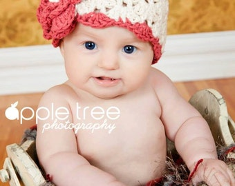 Crochet Pattern for Savannah Cloche Hat - 5 sizes, baby to adult - Welcome to sell finished items