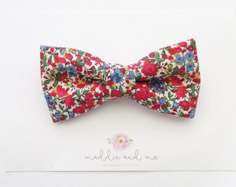 Liberty of London Clip On Bowtie