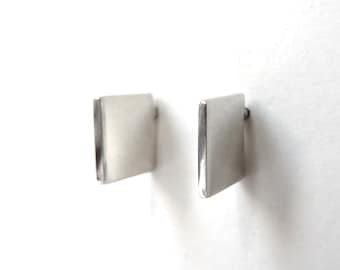 Earrings in silver 925 minimalist
