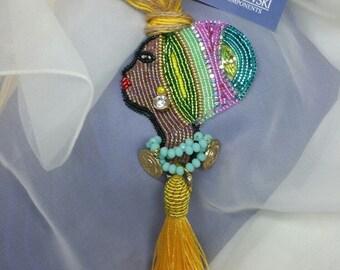 Nigerian necklace