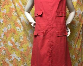 Vintage 1960's Mod Dress