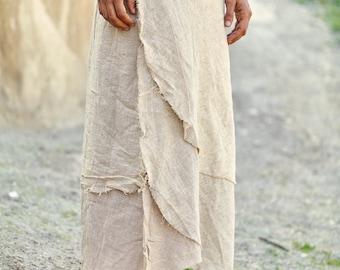 Wrap Skirt ~ Natural Color