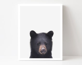 Nursery Decor,nursery wall art,nursery art,baby shower gift,nursery prints,new mom gift,woodland animals,kids room decor,animal print,bear