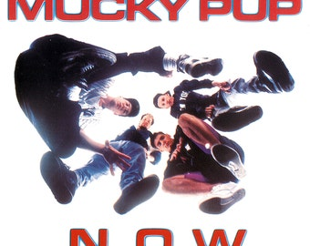 """Mucky Pup CD - """"NOW"""""""