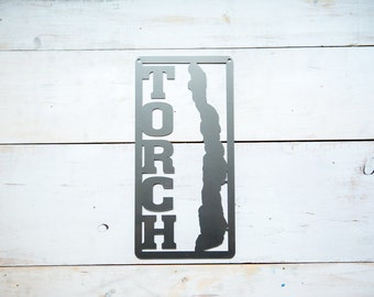 Torch Lake Steel Art Michigan