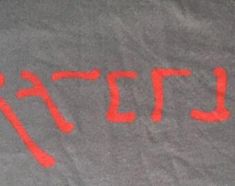 Grateful Dead 1978 Egypt t-shirt: GRATEFUL