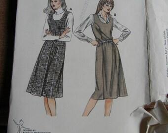 Vintage Kwik Sew Jumper Pattern #1100 Uncut