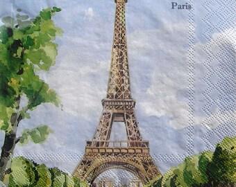 """Towel """"Paris 2"""""""