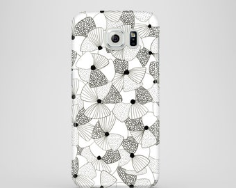 Poppies mobile phone case / Samsung Galaxy S7, Samsung Galaxy S6, Samsung Galaxy S6 Edge, Samsung Galaxy S5 / illustrated phone case