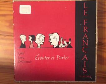 Le Francais - vinyl records - 33 1/3