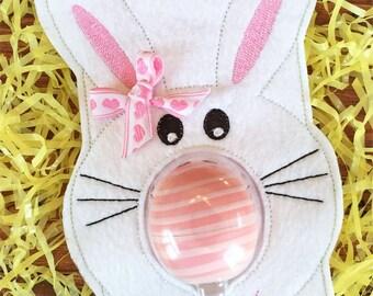In the Hoop Bunny EOS Holder