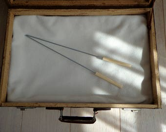 Arm Rods, Hand Rods, Hand Rod Puppet, Puppetry Rods, Arm Rod Puppet, Professional Puppet, Ventriloquist, Puppetry, Puppet Rods, Jr rods,