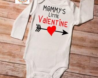 Valentine's Onesie, Valentines Outfit, Baby Shower Gift, Baby Valentine, Valentines Baby, Valentines Bodysuit, Valentine Onesie