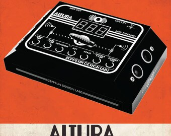 Altura Theremin MIDI Controller, Ready-to-Play