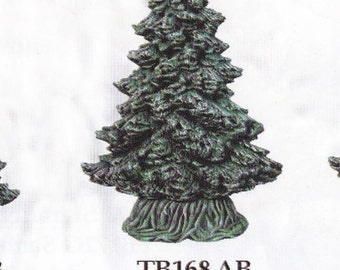 Tampa Bay 168AB Medium Window Tree - Bisque(Ready to Paint)