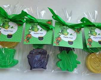 10 St. Patrick Day Favors, Birthdays, Special Occasions, Holidays, Lucky Favors