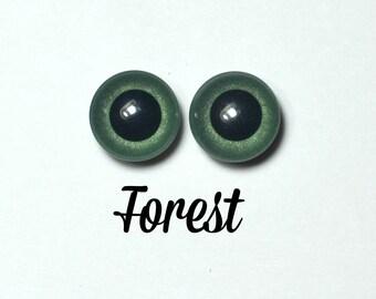 Eyechips 13 mm - Coloris Forest    Taille Pullip Modèles Récents