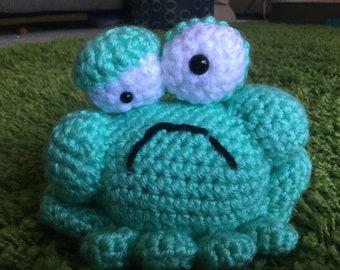 HayDay Frog Amigurumi Pattern