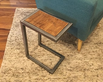 Bamboo Modern C table