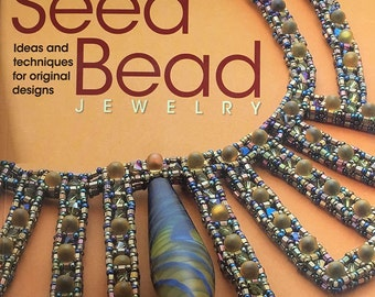 Seed bead jewelry Etsy