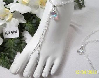WEDDING Barefoot Sandals, Destination wedding Barefoot Sandals, Bridal Barefoot Sandals