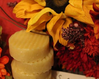 Sunflower and Coconut Soap