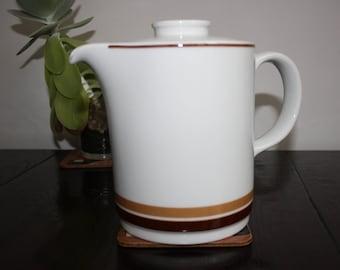Vintage coffee pot, Rosa Maastricht Holland