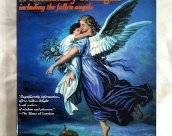 A Dictionary Of Angels: Including The Fallen Angels Vintage Book