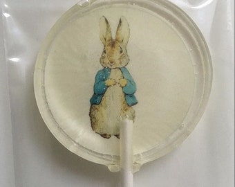 Lollipop - Peter Rabbit