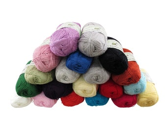 All Bamboo Viscose Yarn From BambooMN