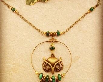 Hedwig necklace