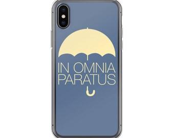 Gilmore Girls iPhone Case • In Omnia Paratus • Life and Death Brigade • TV Quotes • Phone Case • iPhone 6/Plus, 7/Plus, 8/Plus, X
