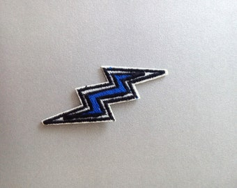 Iron On Patches, Lightning  Iron on Patche, Clothes Decoration tool