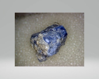 Beautiful Blue Spinel specimen
