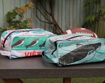 Fairtrade Sports Shoe / Football Boot Recycled Bag