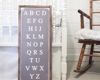 Alphabet   Playroom Decor   Full Alphabet   ABC   Classroom Decor   Nursery