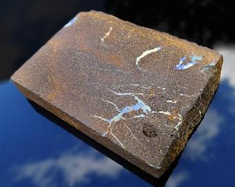BOULDER OPAL SLAB - from Yowah, Queensland, Australia