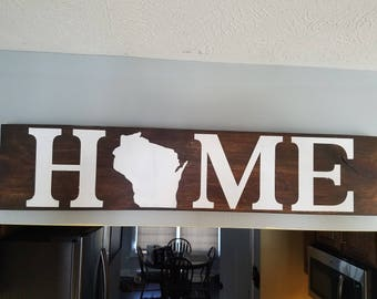 Home in Wisconsin